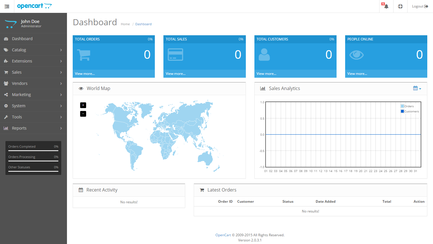 admin-interface-dashboard